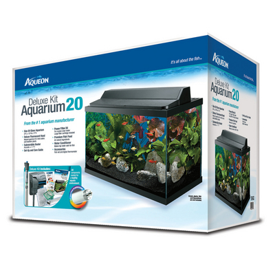 Royal tropical fish and bird haven aquarium kits for 20 gallon fish tank kit