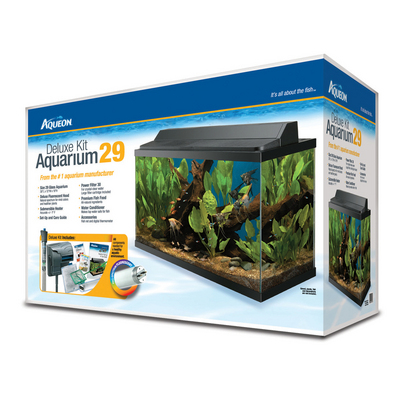 Royal Tropical Fish and Bird Haven - Aquarium Kits